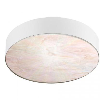 plafon ze szkłem kolorowym SzkłoCraft