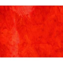 Szkło witrażowe 151 czerwone