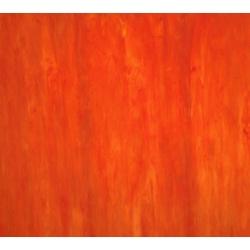 Szkło witrażowe 214 czerwnoe