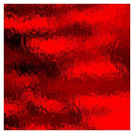Spectrum 151rr szkło witrażowe czerwone