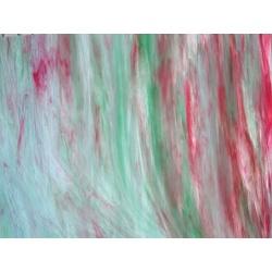 Wissmach 4wo szkło zielono różowe