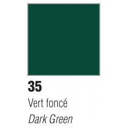 Vitrail nr 35, Dark Green, 45ml
