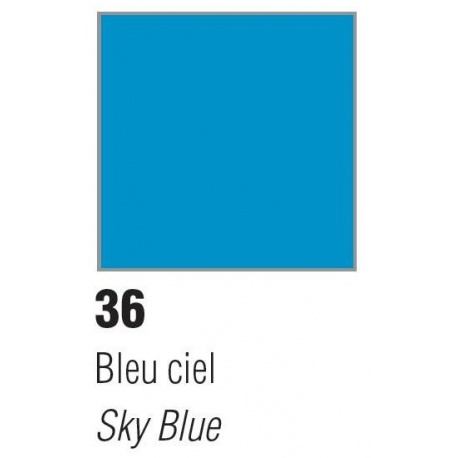 Vitrail nr 36, Sky Blue, 45ml