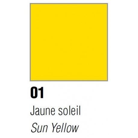 Vitrea 160, nr 01, Sun Yellow, 45ml