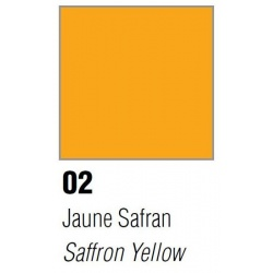Vitrea 160, nr 02, Saffron Yellow, 45ml