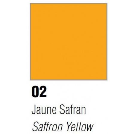 Vitrea 160, nr 02, Saffron Yellow, 45ml