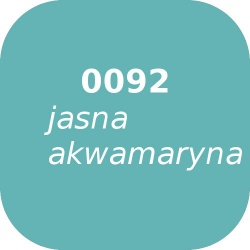 Fryta OPTUL 0092 /3 jasna akwamaryna, FF-BF, 100g