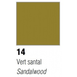Vitrea 160, nr 14, Sandalwood Green, 45ml