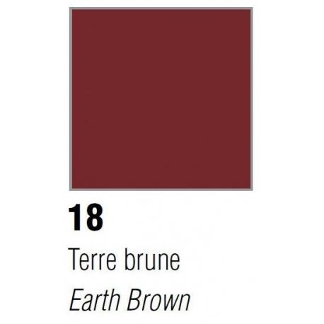 Vitrea 160, nr 18, Earth Brown, 45ml