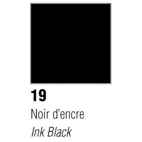 Vitrea 160, nr 19, Ink Black, 45ml
