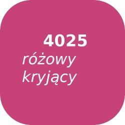 Bąble OPTUL 4025 różowy kryjący FF, 100g