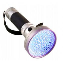 Lampa UV na baterie AA-bardzo krótki czas utwardzania