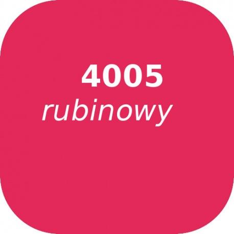 Puder OPTUL 4005 /0 rubinowy, FF, 100g