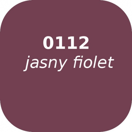 Puder OPTUL 0112 /0 jasny fiolet, FF-BF, 100g