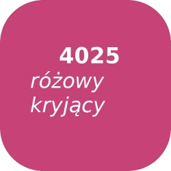 Puder OPTUL 4025 /0 rubinowy, FF, 100g