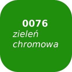 Puder OPTUL 0076 /0 zielony, FF, 100g