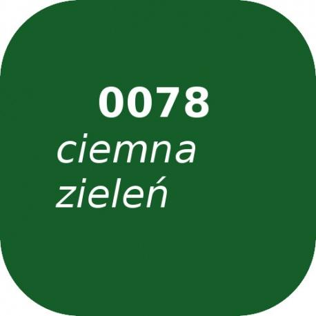 Puder OPTUL 0078 /0 ciemna zieleń, FF, 100g