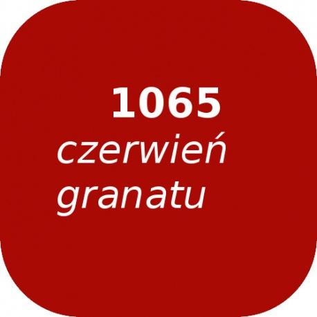 Puder OPTUL 1065 /0 czerwień granatu, FF-BF, 100g