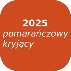 Puder OPTUL 2025 /0 pomarańczowy kryjący, FF-BF, 100g