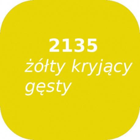 Puder OPTUL 2135 /0 żółty kryjący-gęsty, FF-BF, 100g