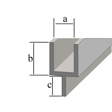 Profil ołowiany Y 4x6mm