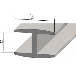Profil ołowiany Hr 3x6mm