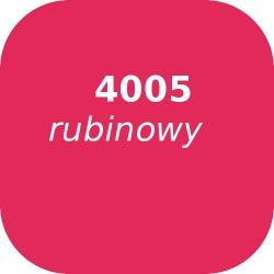 Bąbelki OPTUL 4005 rubinowy, FF, 100g