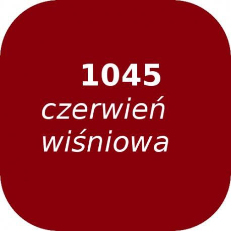 Bąble OPTUL 1045 czerwień wiśniowa, FF-BF, 100g