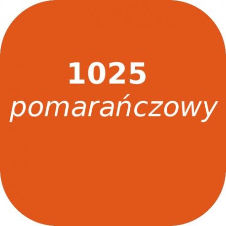 Bąble OPTUL 1025 pomarańczowy, FF-BF, 100g