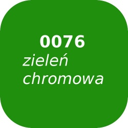 Bable OPTUL 0076 zielony, FF, 100g