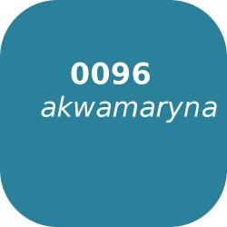 Bąble OPTUL 0096 akwamaryna, FF-BF, 100g