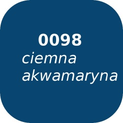 Bąble OPTUL 0098 ciemna akwamaryna, FF-BF, 100g