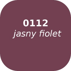 Bąble OPTUL 0112 jasny fiolet, FF-BF, 100g