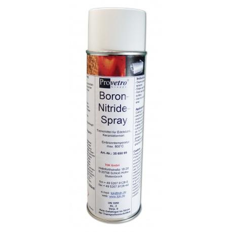 Separator Boron Nitride w sprayu do form stalowych i ceramicznych, 500ml