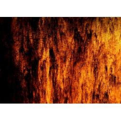 Szkło witrażowe 199R brązowe