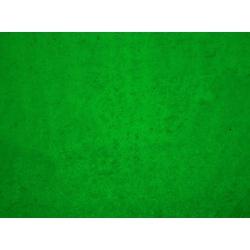 Szkło witrażowe 125S zielone katedralne